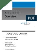 ADCS TCAD CGIC Training-slides 11Apr2014