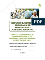 PAMA Complejo Agroindustrial DANPER