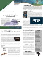 Fall 2015 KBF Newsletter
