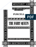 Purcell - The Fairy Queen