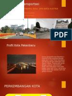 rekayasa transport pekanbaru & wina