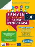 Flyer Semaine Crea Entreprise v4