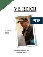 Steve Reich - Minimal Musik Oder Music as a Gradual Process