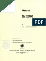 Theory of Seakeeping