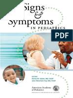 Signs & Symptoms in Pediatrics - AMA [SRG]