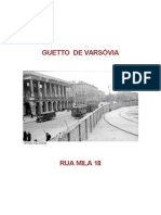 Guetto de Varsóvia – Rua Mila 18