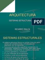 SISTEMAS ESTRUCTURALES 1