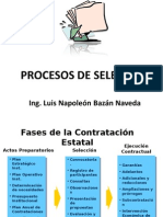 Exposicion Procesos de Seleccion - HCO-UCY
