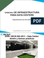 Diseño de Infraestructura Para Data Centers U01 v2