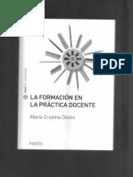 Davini - La Formación en La Práctica Docente001