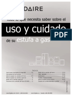 Estufa a Gas 316901202sp