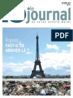 Journal Octobre 2015