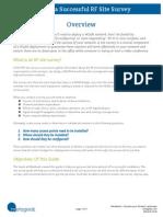 How to Do a RF Site Survey Guide