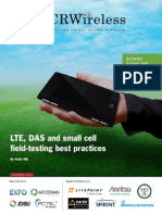LTE Field Testing RCR Feature Report