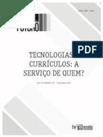 Tecnologias e currículo
