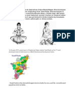 It is a Land Mostly Known for Its Classical Form of Dance Bharata Natyam