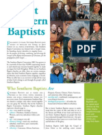 Meet Southern Baptists