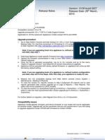 Cyberoam Release Notes v 10