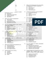 2 Medicine MCQs - Hemaology