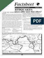 a133 Earthquake