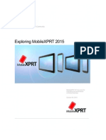Exploring MobileXPRT 2015