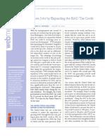 SIFIDE - Portugal com sistema competitivo de apoio à I&D