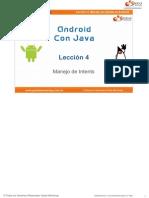 Curso Android - 04 Leccion - Teoria
