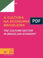 FGV - A Cultura Na Economia BRasileira