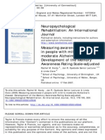 Measuring awareness in people with mild to moderate.pdf