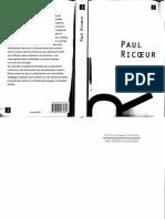 RICOEUR, Paul, Del texto a la acción