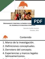 5. Ordenamiento Territorial - Gerardo Castillo