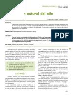 Alimentacion Natural Del Nino