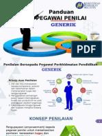 Panduan Pegawai Penilai 2015 (GENERIK)