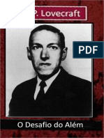 H. P. Lovecraft - O Desafio Do Além