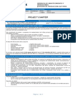 01 Project Charter -MFP