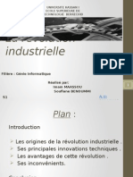 La Révolution Industrielle Enregistrement Automatique