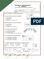 Prueba Geometria- Traslacion Reflexion y Rotacion
