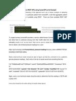 REST API - HumanAPI_Description