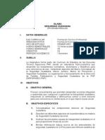 Reg Silabo Seguridad Ciudadana 2015- Verificar