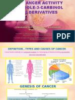 Anticancer Activity of i 3 c
