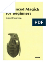 Advanced Magick for Beginners Alan Chapman