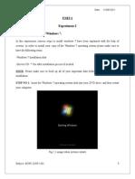 Experimnbhbhent Format AMIT