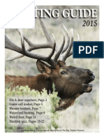 2015 Hunting Guide