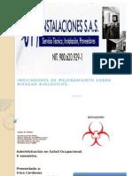 Presentacion Riesgo Biologico Piso Laminado.