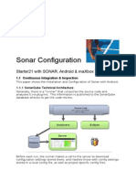 Tutor 21 Sonar Configuration