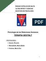 Terapia Gestalt Informe Completo (1)