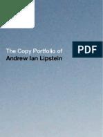 Andrew Lipstein Copy Portfolio