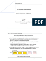 Digital Signal Processing Notes