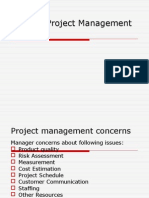 Chapter 7 Project Management Concept