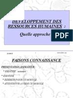 Developpement Des Ressources Humaines (3)
